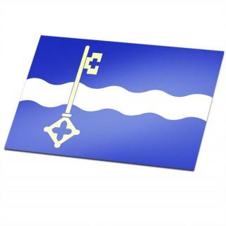 Gemeente vlag De Marne