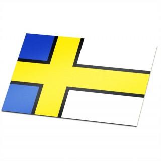 Gemeente vlag Bedum