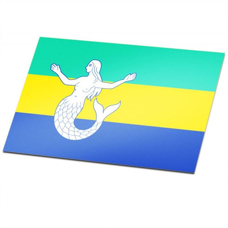 Gemeente vlag Eemsmond