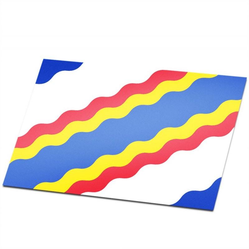 Gemeente vlag Ten Boer