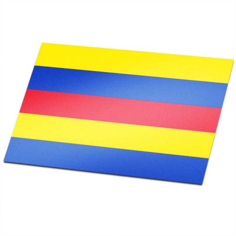 Gemeente vlag Bergen