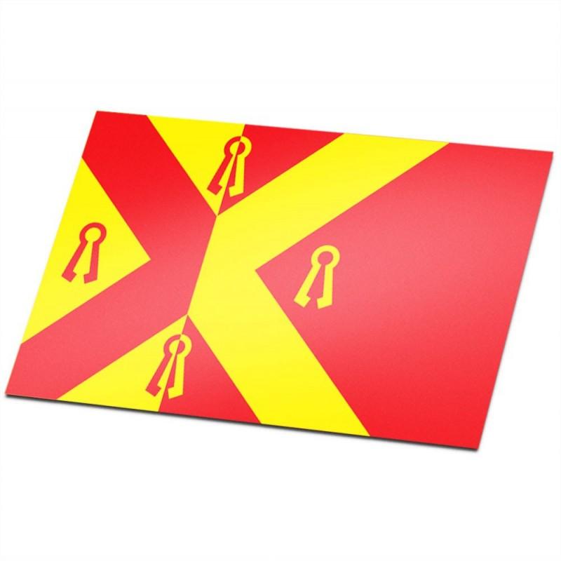 Gemeente vlag Gennep