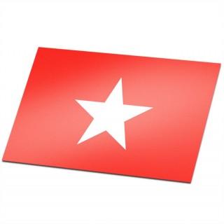 Gemeente vlag Maastricht
