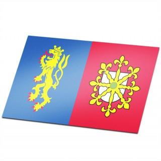 Gemeente vlag Mook en Middelaar