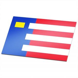 Gemeente vlag Baarle-Nassau