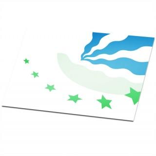 Gemeente vlag Drimmelen