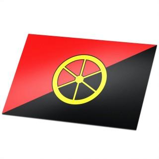 Gemeente vlag Aalburg