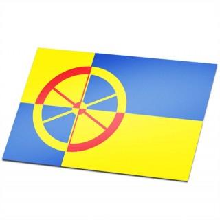 Gemeente vlag Heusden