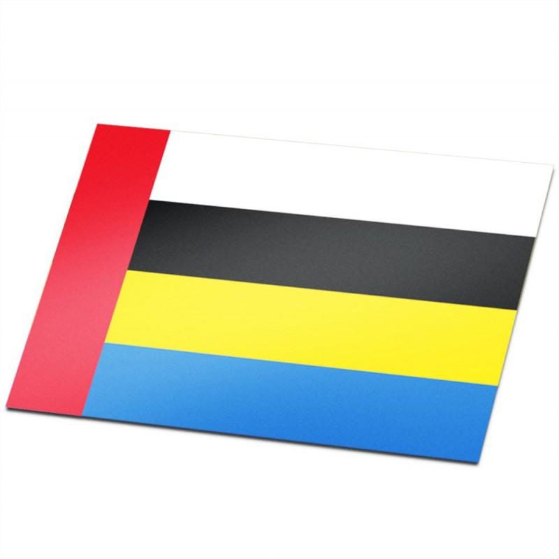 Gemeente vlag Nuenen, Gerwen en Nederwetten