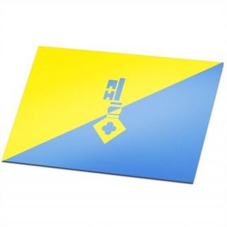 Gemeente vlag Gilze en Rijen