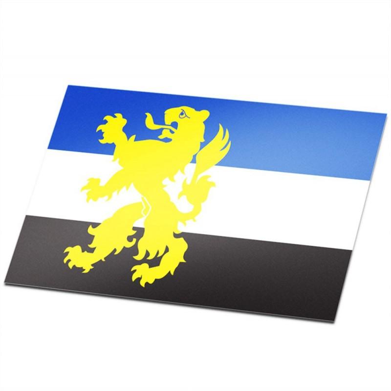 Gemeente vlag Hilvarenbeek