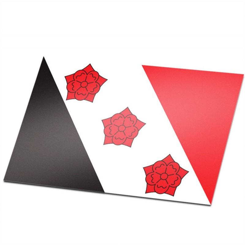 Gemeente vlag Roosendaal