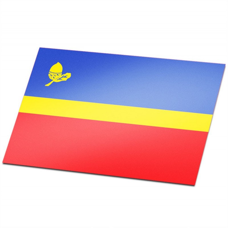 Gemeente vlag Waalre