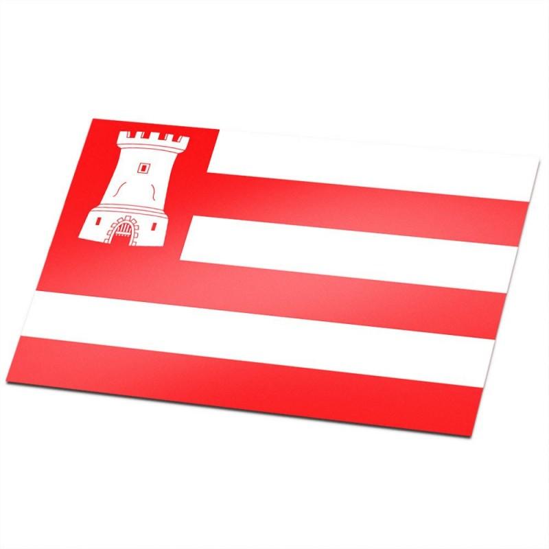 Gemeente vlag Alkmaar