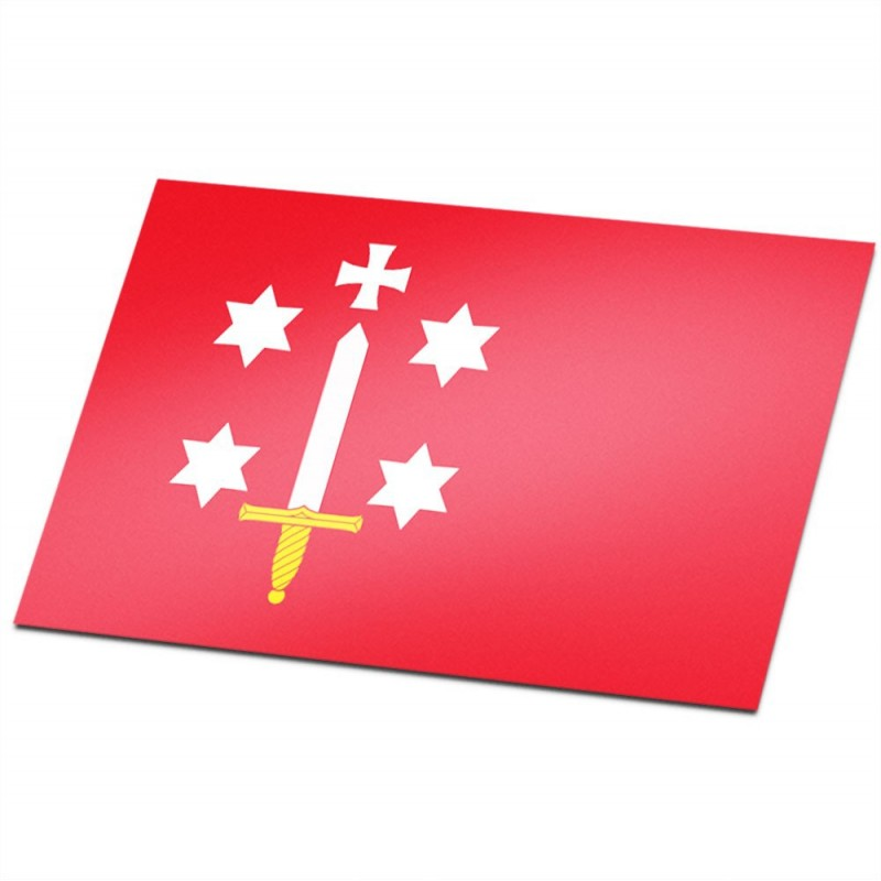 Gemeente vlag Haarlem