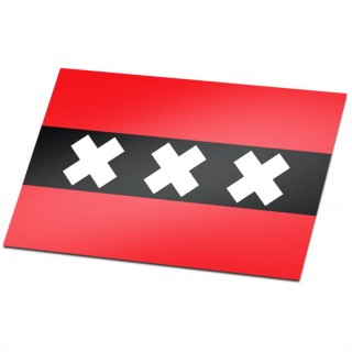 Gemeente vlag Amsterdam