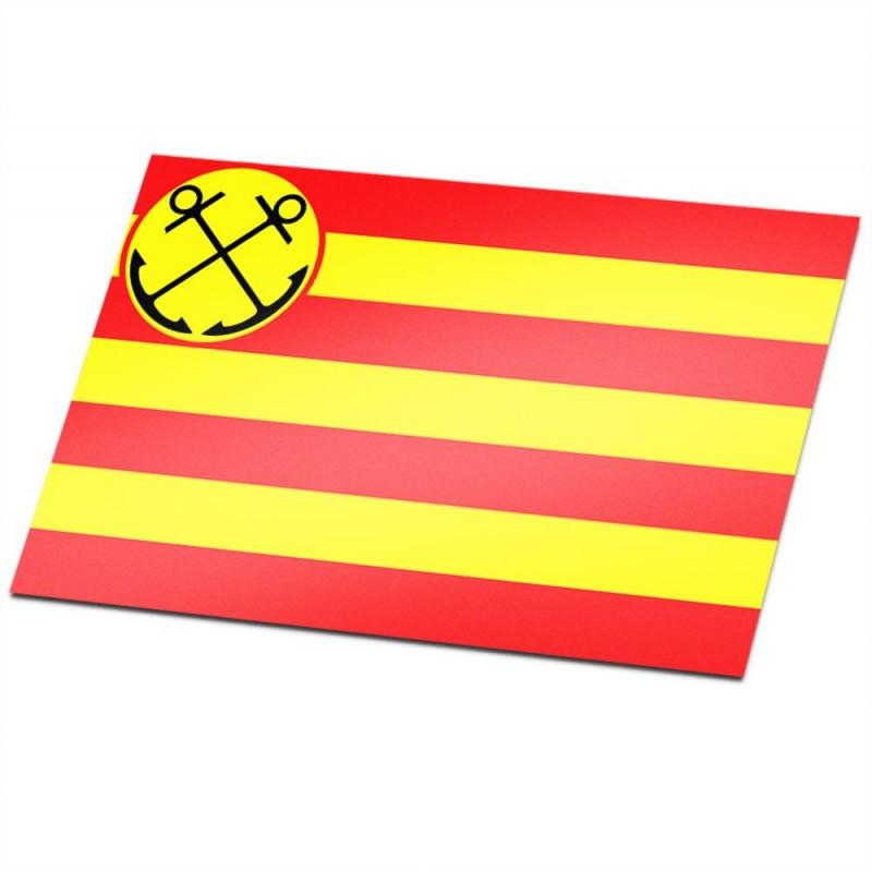 Gemeente vlag Den Helder