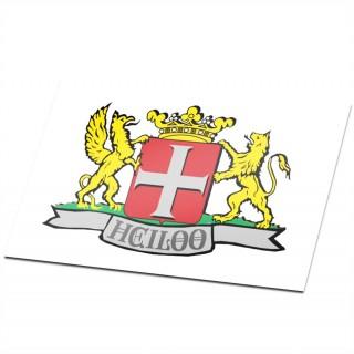 Gemeente vlag Heiloo