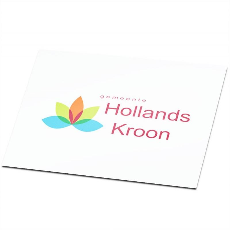 Gemeente vlag Hollands Kroon