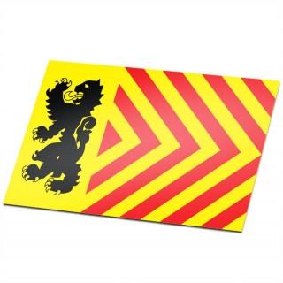 Gemeente vlag Langedijk