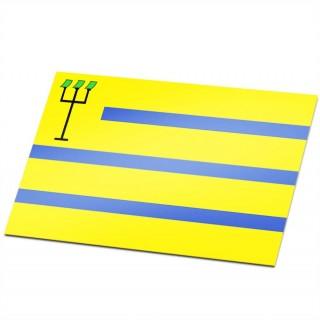 Gemeente vlag Oostzaan