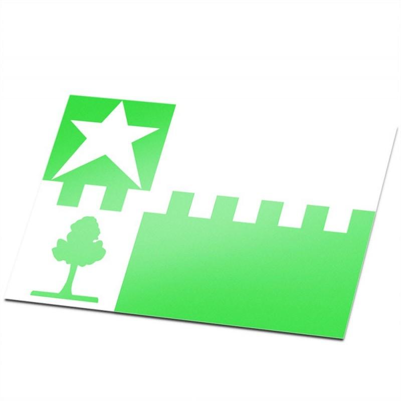 Gemeente vlag Stede Broec
