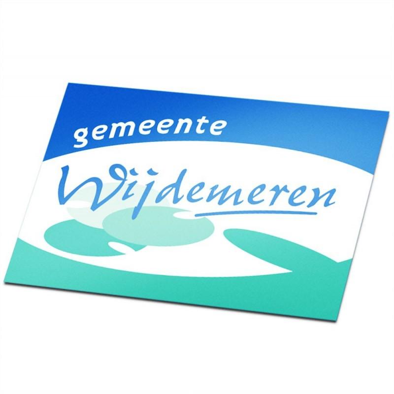 Gemeente vlag Wijdemeren