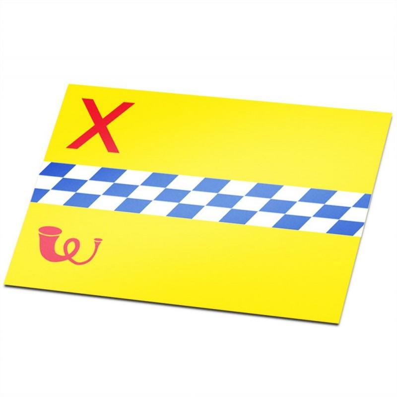 Gemeente vlag Woerden