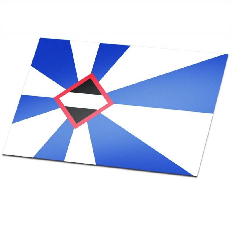 Gemeente vlag Borsele