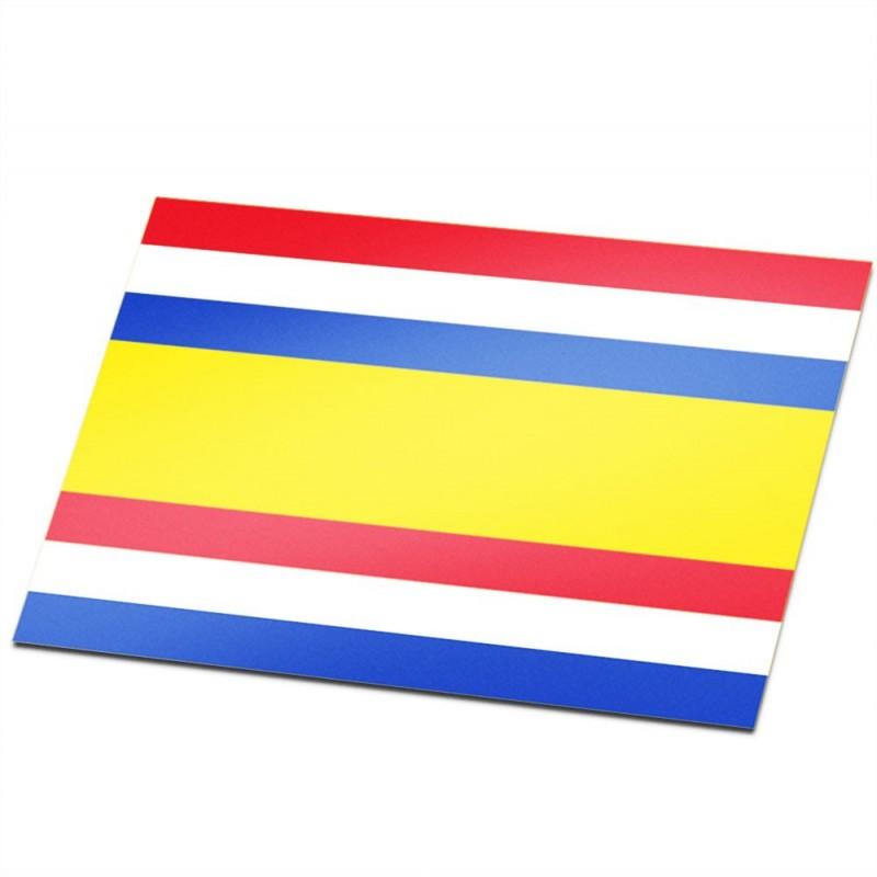 Gemeente vlag Tholen