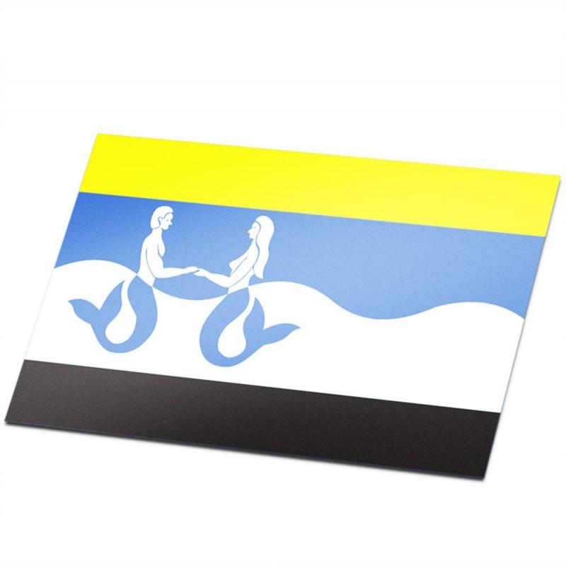 Gemeente vlag Schouwen-Duiveland