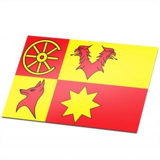 Gemeente vlag Nieuwkoop