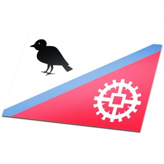 Gemeente vlag Hardinxveld-Giessendam