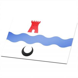 Gemeente vlag Leidschendam-Voorburg