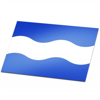 Gemeente vlag Maassluis