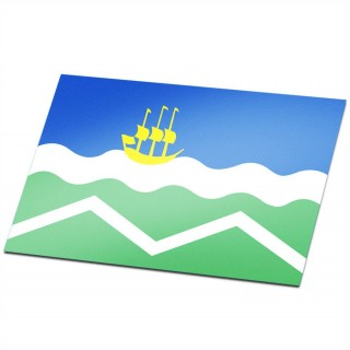 Gemeente vlag Midden-Delfland