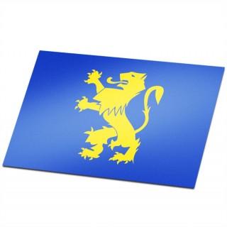 Gemeente vlag Noordwijkerhout