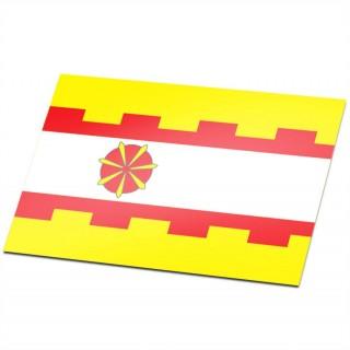 Gemeente vlag Zederik