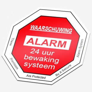 Sticker Alarm