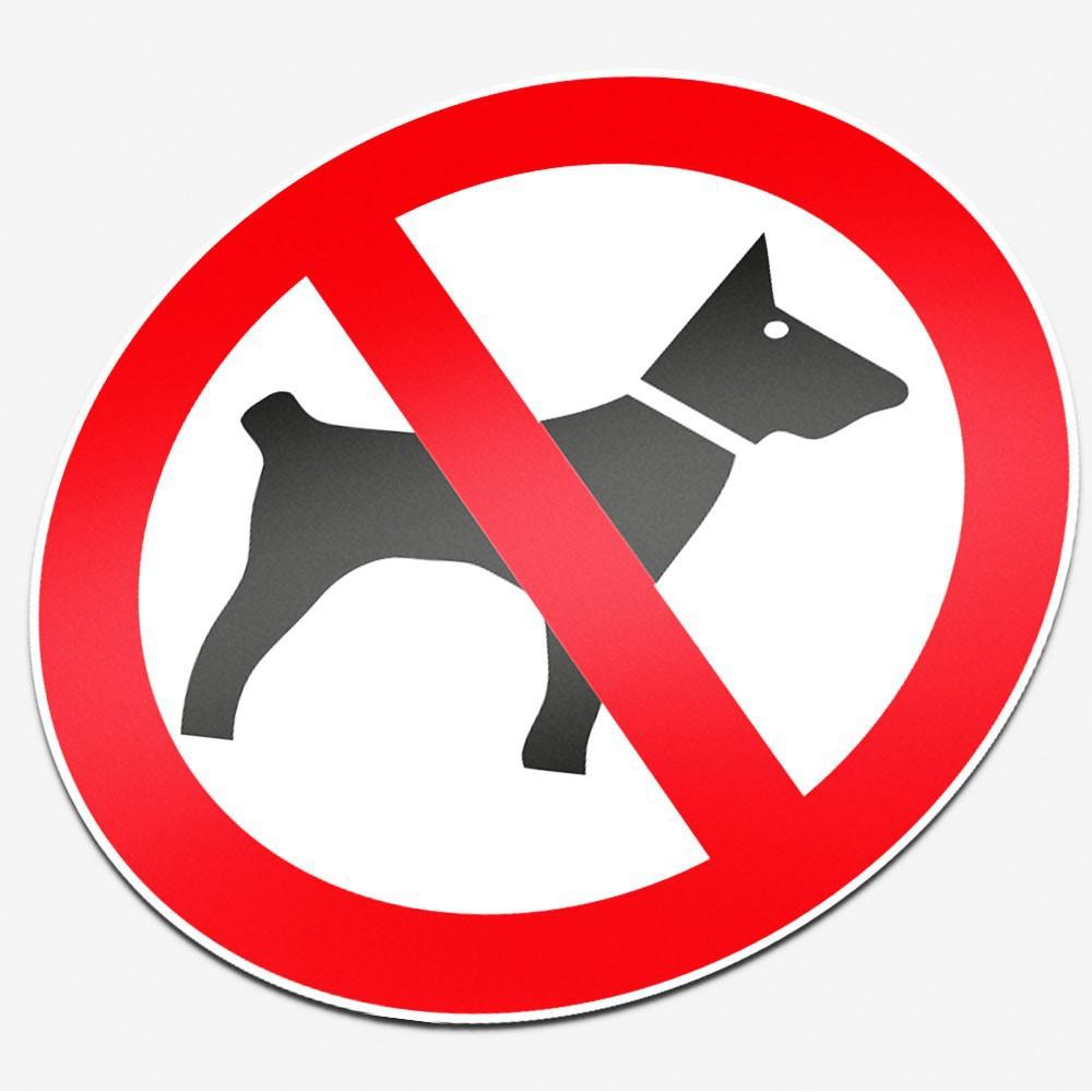 Verboden voor honden 2