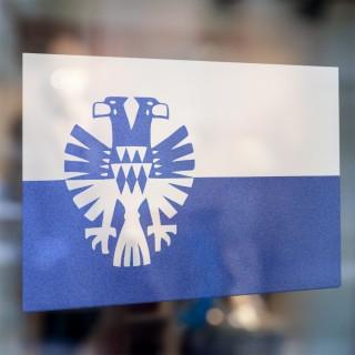 Gemeente vlag Arnhem