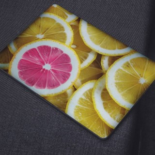 Citrus Schijven Laptop Sticker