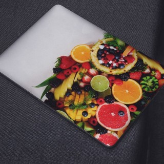 Tropische Fruit Laptop Sticker