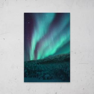 Aurora op Aluminium