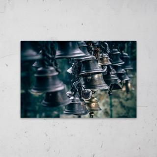 Bells geprint op Aluminium