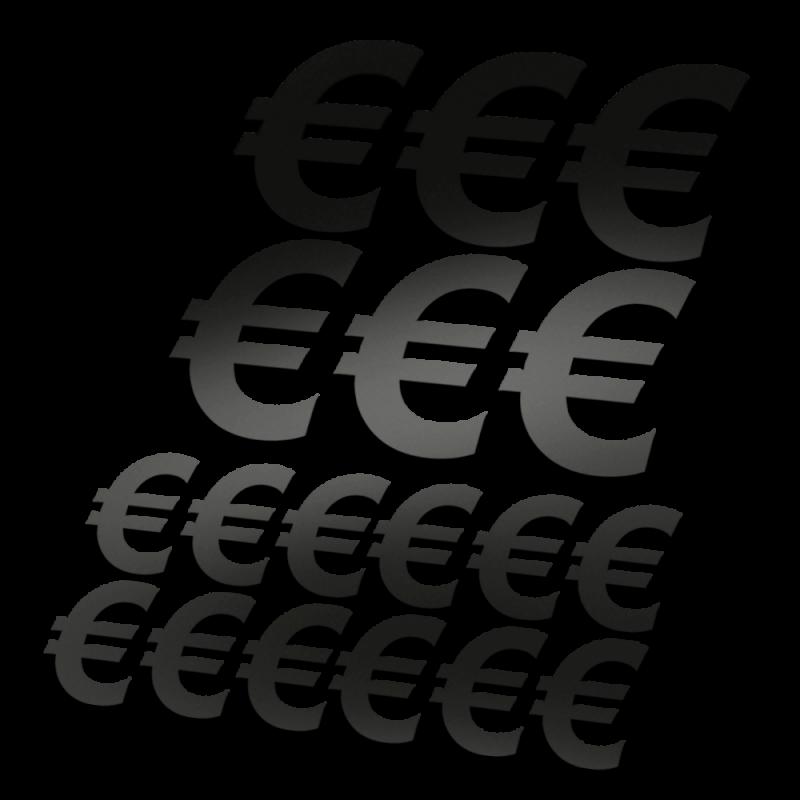 Helm stickers Euro