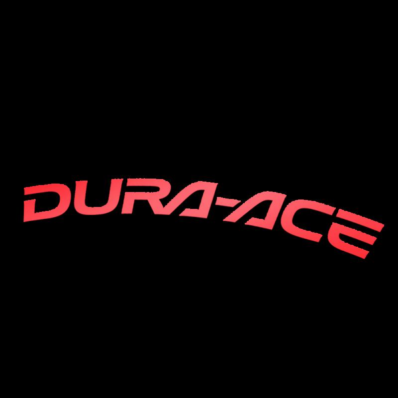 Dura Ace racefiets velg stickers