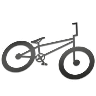 BMX Bike fietssticker