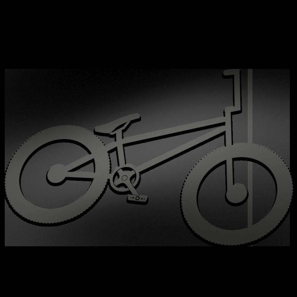 BMX Bike fietssticker