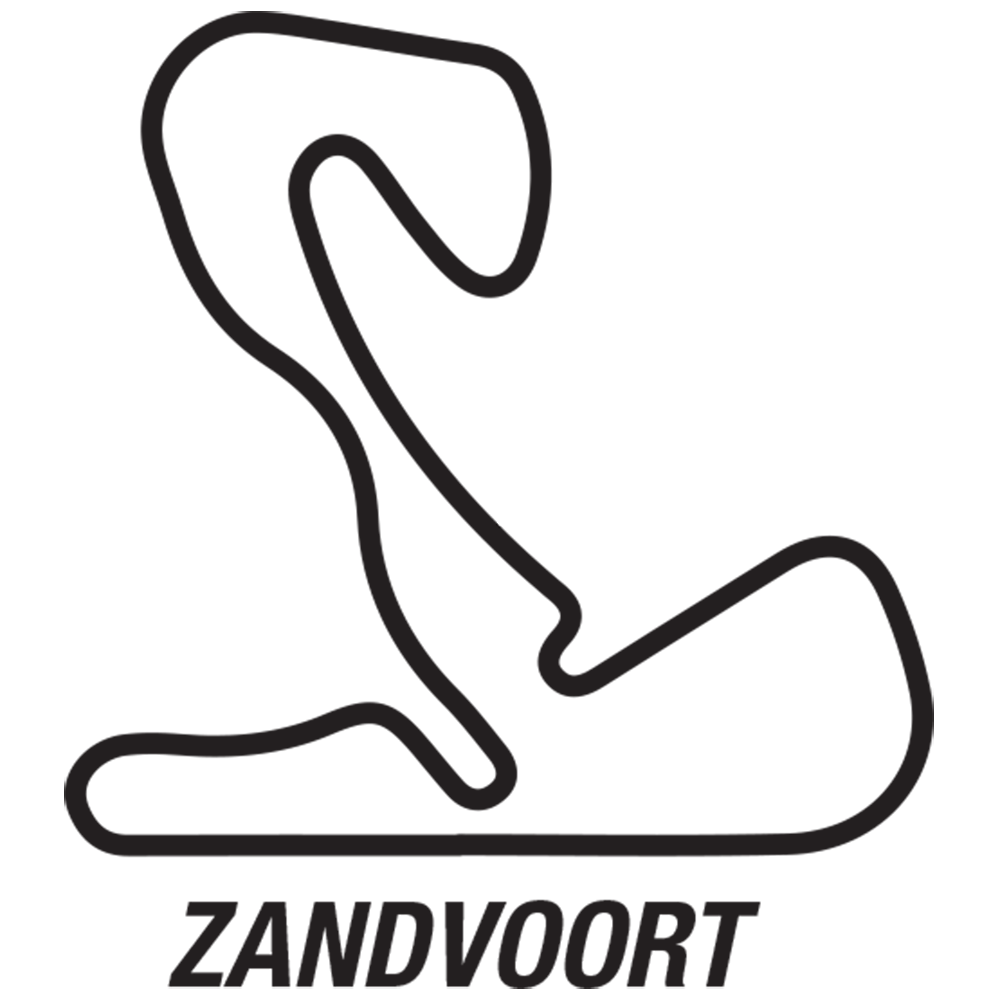 Zandvoort CPZ circuitsticker